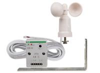 F&F STR-W Rolladensteuerung Wind Sensor Rolladen Rollo Rolläden Steuerung 230V