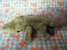 """Chester Zoo Croc / Alligator  Soft Toy 10"""" approx"""