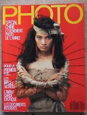 PHOTO MAGAZINE N° 255 -1988- SPECIAL CHINE -