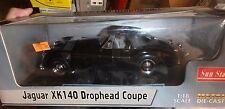 1:18 Sun Star Jaguar XK140 Drophead Coupe 3203 BLACK W/UP TOP
