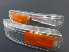 BMW 2002 E10 italian Euro Turn Signals blinkers 1600 1502 1602 1802 ti tii turbo