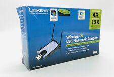 ✅ Linksys WUSB300N Wireless N USB Network Adapter OPEN BOX $69.99 Best Buy