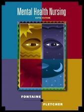 Mental Health Nursing by Karen Lee Fontaine (2002, CD-ROM / Hardcover)