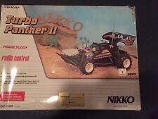 Nikko Turbo Panther 2 frame buggy RC radio controlled car