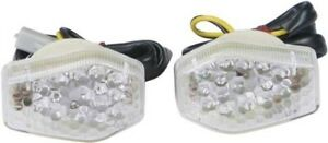 Fairing Mount Marker Lights K&S Technologies Smoke Lens 25-8521