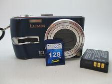 Panasonic Lumix DMC-TZ3 Digital Camera has issues with display