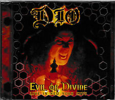 DIO - Evil Or Divine: Live In New York City     *CD*    NEU&OVP/SEALED!