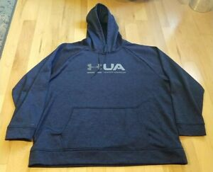 Under Armour Storm Coldgear Loose Men's Hoodie Size 2XL