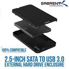 2.5 Inch Sata Hard Drive Enclosure External HDD 70% Faster USB 3.0 USAP