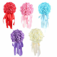Plastic Artificial Wedding Bouquets