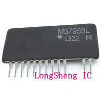 1PCS M57959L Encapsulation:SIP12,IGBT Driver IC; Driver Type:IGBT; Source new