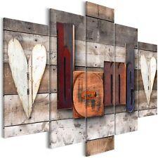 holz wandbilder f rs wohnzimmer g nstig kaufen ebay. Black Bedroom Furniture Sets. Home Design Ideas