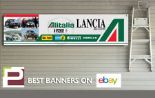 Lancia Beta Coupe Rally Banner for Garage, Workshop, Office, Group B etc