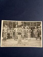 1944 Crow Indian Sundance Pryor Montana