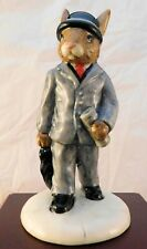 "Royal Doulton Bunnykins Figurine - ""Businessmanl"" Db203"