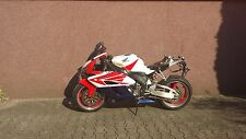 Honda CBR 1000RR SC57 in Teilen / Schlachtfest vordere Sitzbank