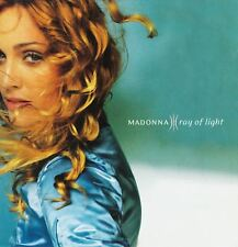 MADONNA ray of light (CD album) house, techno, downtempo, dance pop, ambient