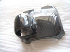 Carbon Fiber Steering Wheel Gauge Pod Holder for Mitsubishi Lancer Evo 8 9