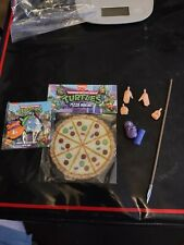 NECA TMNT lot Ultimate foot soldier pieces Stern Pinball pizza magnet keychain