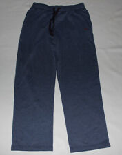 NWOT Mens TOMMY BAHAMA Blue Lounge PJ Bottoms Pants Size M