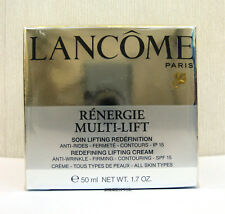 Lancome Renergie Multi Lift Day Cream All Skin Types Spf15 50 Ml