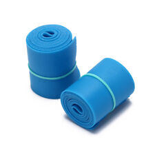 2pcs blue latex medical tourniquet outdoor emergency stop bleeding strap_sh