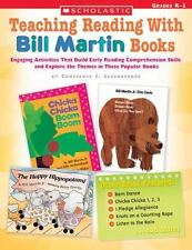 Teaching Reading with Bill Martin Books : Engaging Activities That Build Early R