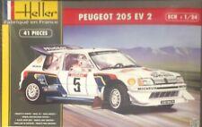 Heller Peugeot 205 EV2 Ref 80716 Escala 1:24