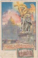 ITALIA 1925 ANNO SANTO ESPOSIZIONE MISSIONARIA VATICANA