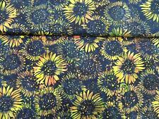 Island Batik Tela Patchwork 50x110 cm de Makower 100% BW Multicolor