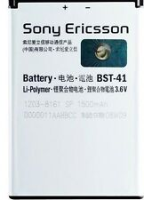 Original Akku Sony Ericsson Xperia X1i X2 X10a X10i X3 X2a Play X2 BST-41 EP700