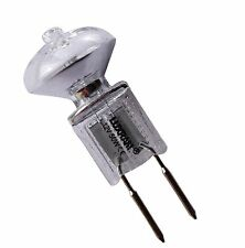 50w Halogen Axial Reflector GY6.35 12V Bulb Light Lamp 2pin Luxram Super Star