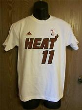 Nuevo con / Minor Defectos Miami Heat #11 Youth M Adidas Camisa 36HF
