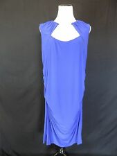 NWOT Marina Dress Sz 22W Blue