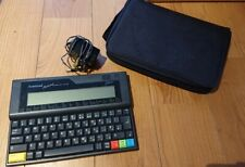 Amstrad NC100 Notepad Computer + original Amstrad charger, tested and working