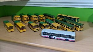 Job Lot Of Eastern National Deregulation / First Buses
