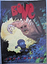 BONE by Jeff Smith ONE VOLUME EDITION 1300 pages B&W SC TPB Cartoon Books