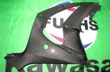 Suitable For Kawasaki ZX10-R ZX10R Carbon Sides Trim Center 2011