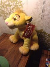 Disney Hasbro Lion King Simba Medium  Plush Soft Toy
