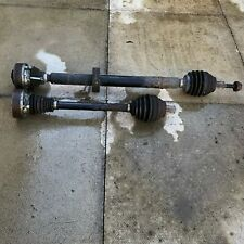 Audi A3 1.6 8P Pair Of Manual Drive Shafts