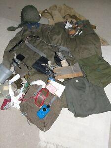 Fallschirmjäger Uniform Helm Ausrüstung NVA DDR KVP