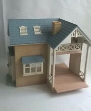 Sylvanian Families Riverside Lodge Bluebell Cottage House Spare Used Dolls House