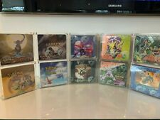 Pokemon Booster Box Acrylic MAGNET CASE ALL EX Series Booster boxes