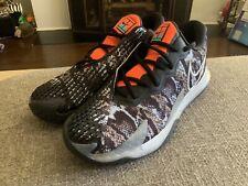 Nike Air Zoom Vapor Cage 4 Camo Snake Men's Size 8 Cd0424-002 Tennis Shoes Nadal