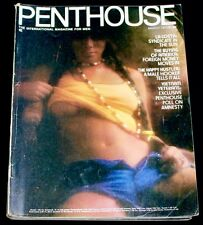 PENTHOUSE MAGAZINE • March 1975 •Decent Condition