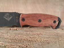 Handles for Ontario Knives RD 4/6, Ranger series, Afghan series, Jatoba