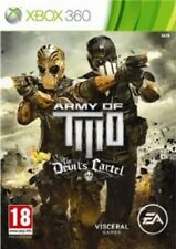 Army of Two The Devil's Cartel for XBox 360 (2013, PAL)