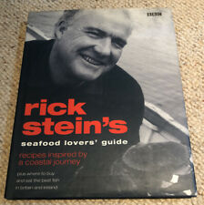 Rick Stein's Seafood Lovers' Guide Cook Book Hardback
