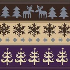 Servietten-Tischdekorationen mit Weihnachten