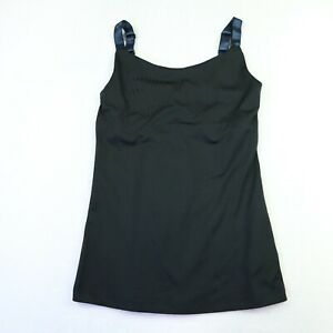 Champion Black Activewear Top With Built In Sports Bra Women's Size XS